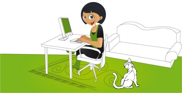 Utiliser un standard virtuel lorsque l'on travaille de chez soi