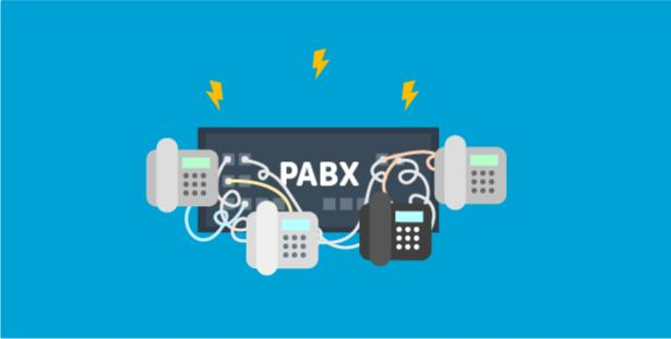 installation PABX