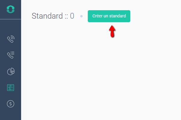 Créer un standard